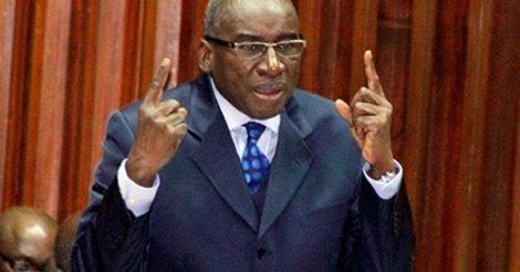 Corruption dans la Magistrature: Sidiki Kaba réplique aux accusations Me Mame Adama Guèye