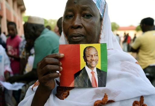 Guinée: l'opposition réclame l'annulation de la présidentielle avant même les résultats