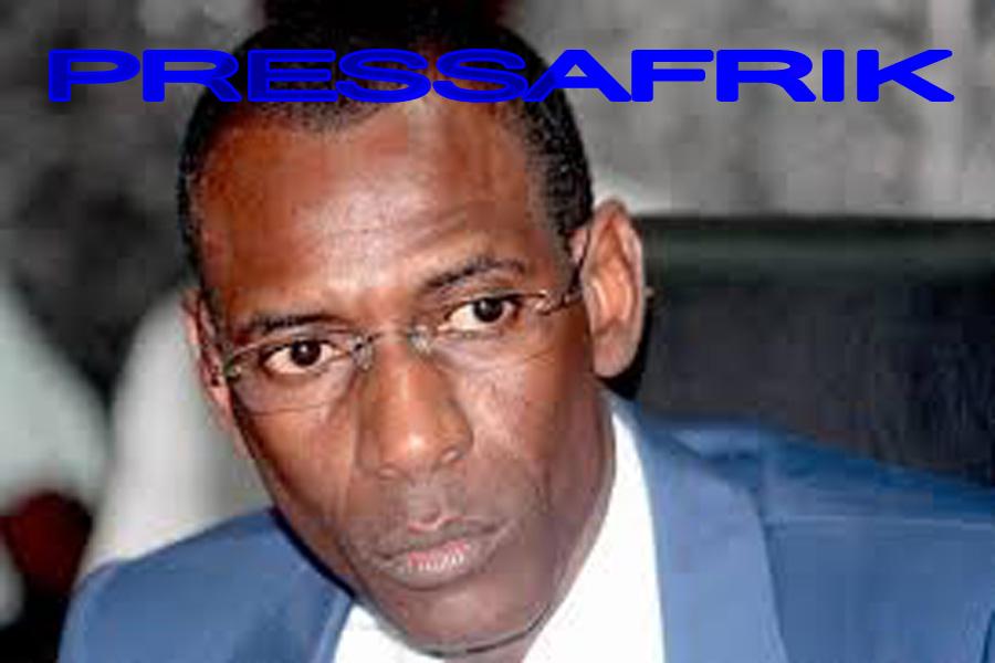Abdoulaye Daouda Diallo répond au PDS : «Je reçois des députés y compris Oumar Sarr»