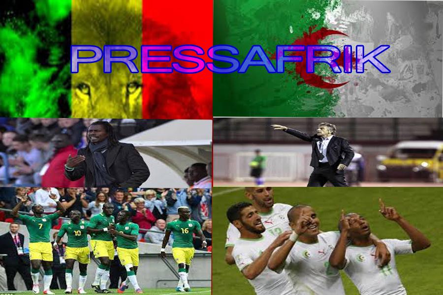 Sénégal vs Algérie aujourd'hui: la revanche de la dernière CAN ?