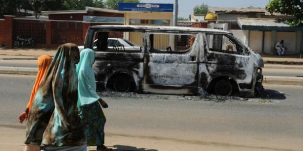 Nigeria : triple explosion à Maiduguri, au moins 7 morts
