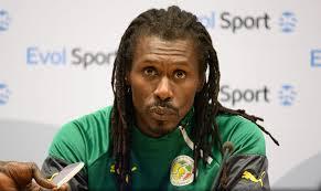 Aliou Cissé essuie sa deuxième défaite avec les lions