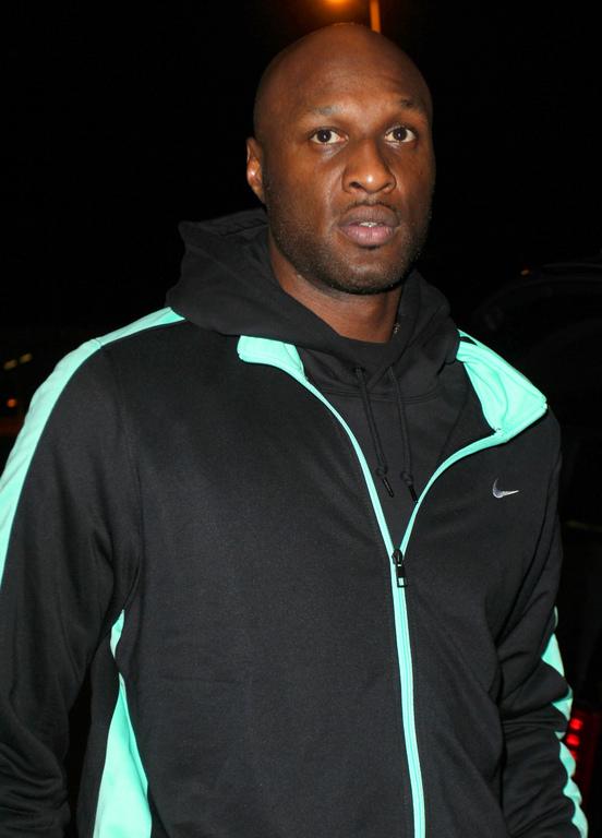 Lamar Odom retrouvé inconscient dans une maison close : Son état est critique.