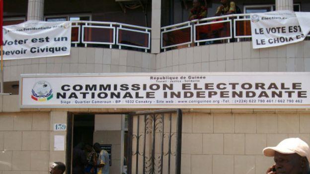 Guinée : un taux de participation de 75%