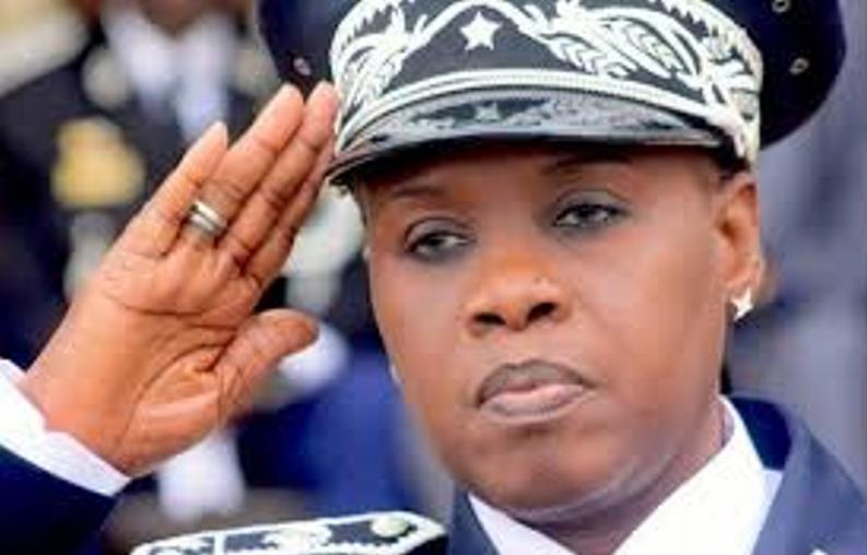 Remplacée, Anna Sémou Faye n'est plus Directrice de la police nationale