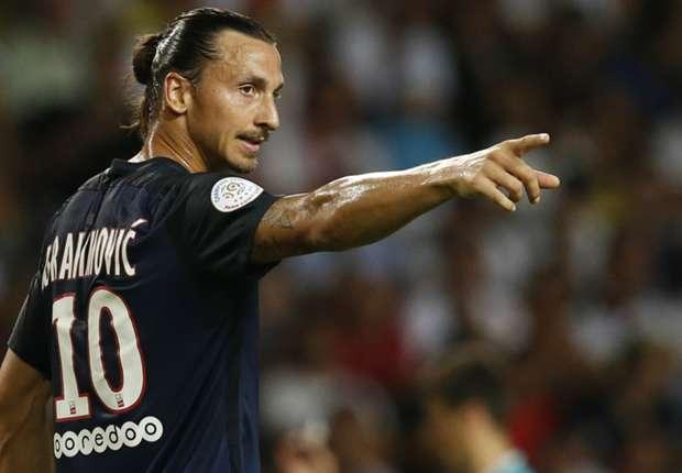 """PSG, Zlatan Ibrahimovic : """"Je suis comme le bon vin, je me bonifie avec l'âge"""