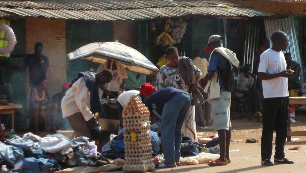 RCA: des hommes armés attaquent le quartier PK5 à Bangui