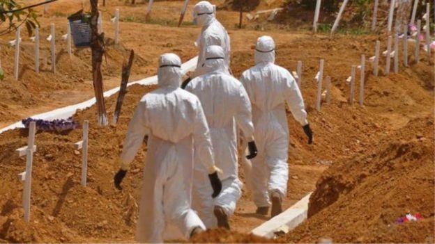 Guinée : 2 nouveaux cas d'Ebola