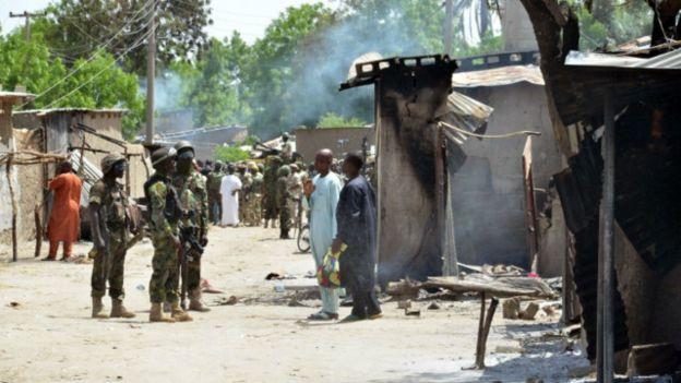 Nigeria : attentats meurtriers à Maiduguri