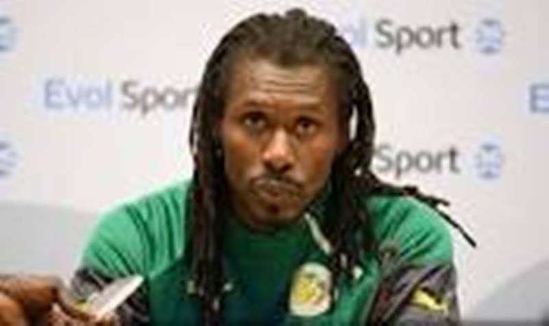 Aliou Cissé: «L'équilibre entre le positif et le négatif est toujours très précaire»