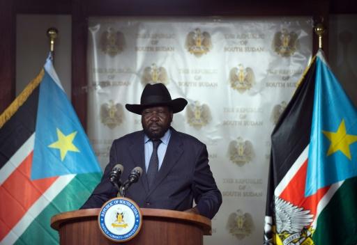 """Soudan du Sud: le chef rebelle accuse le président Kiir de se comporter """"comme s'il n'y avait aucun accord"""""""