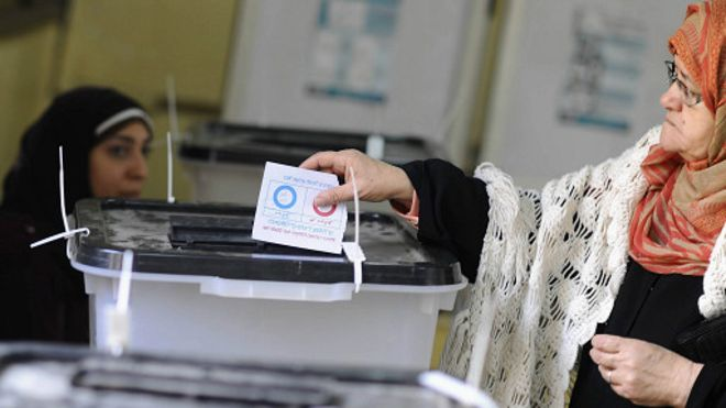 Egypte : faible participation aux législatives