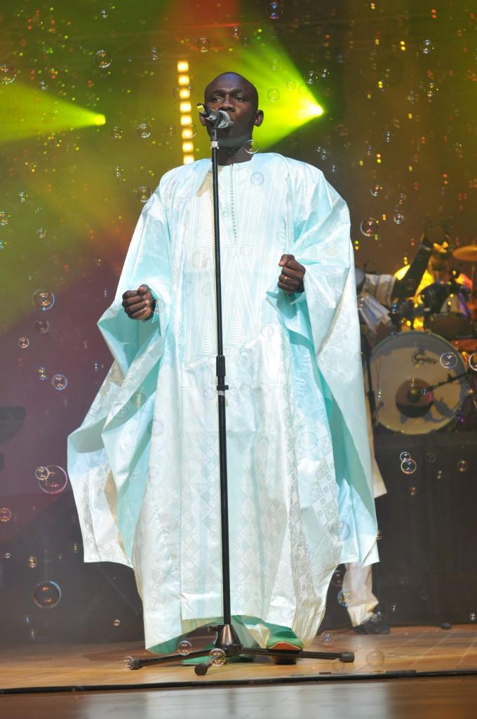 Pape Diouf représenté aux Etats-Unis par ALIAPROD