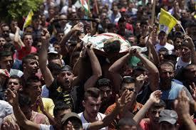 41 palestiniens tués et 2000 blessés depuis le début de ce mois, (Ambassade)