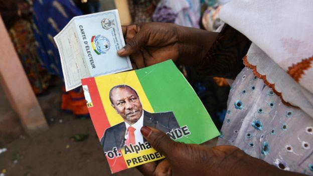 Guinée : l'UE appelle à la transparence