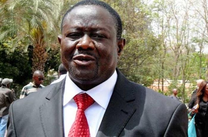 Mbaye Ndiaye-Retrouvailles Pds/Apr : «Le Président Macky Sall n'est pas demandeur»