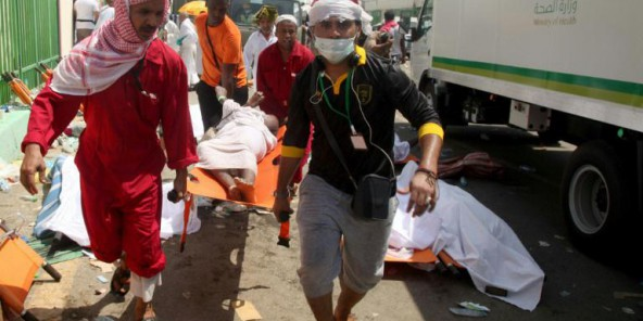 Bousculade de La Mecque: le bilan approche les 2.000 morts