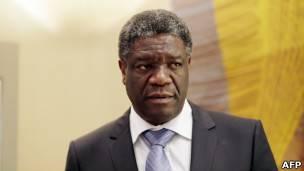 RDC : le film sur le Dr Mukwegé autorisé