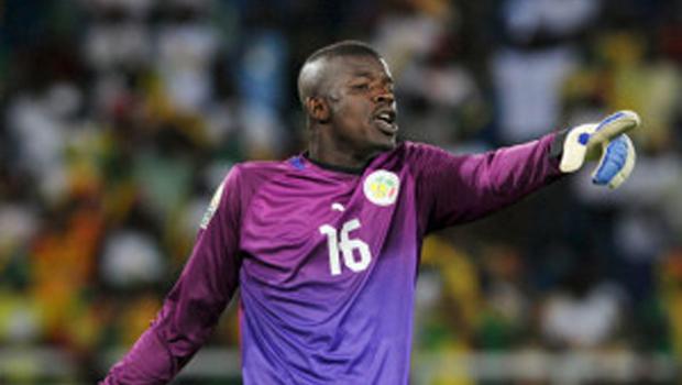 """Khadim Ndiaye, gardien des """"Lions"""": «Aliou Cissé m'a dit que Diallo est son n°1»"""