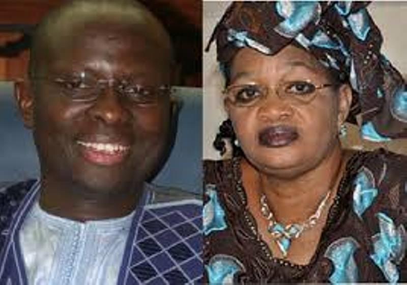 """Contrôle du groupe parlementaire des """"Libéraux et Démocrates"""": Aïda Mbodj dépose plainte contre Fada"""