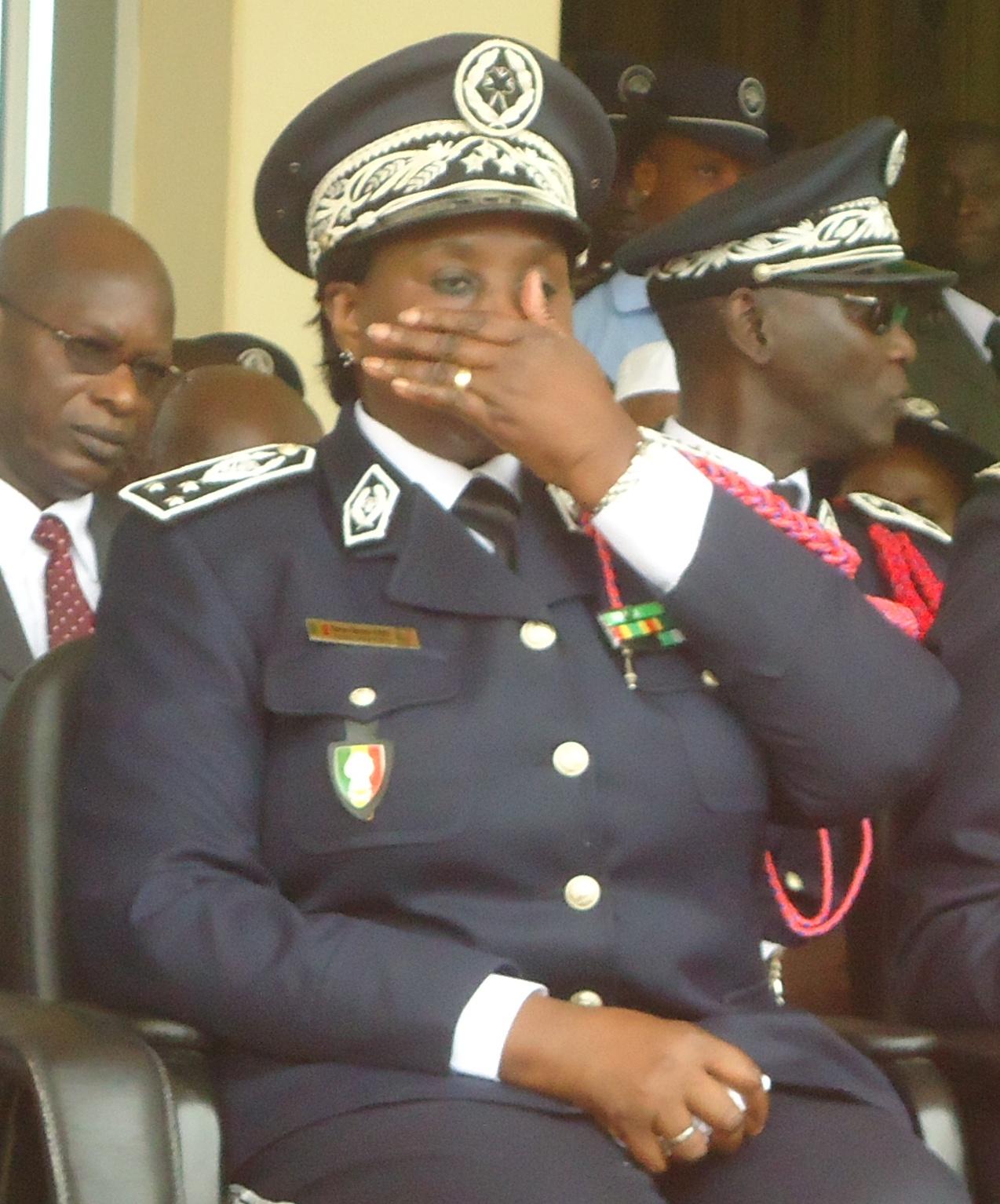 Après son départ de la police: Anna Sémou Faye proposée comme Ambassadrice