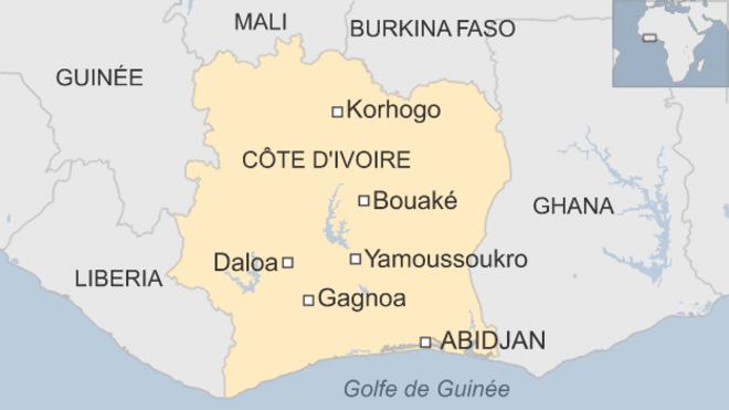 Ce qu'il faut savoir sur la Côte d'Ivoire