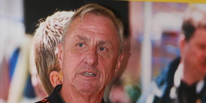 Johan Cruyff aurait un cancer des poumons