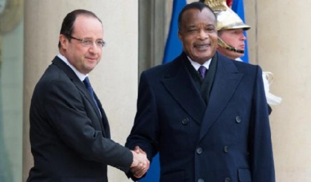 Hollande bénit le coup d'Etat civil de Sassou, la Françafrique refuse toujours de mourir (Par Adama SADIO ADO)