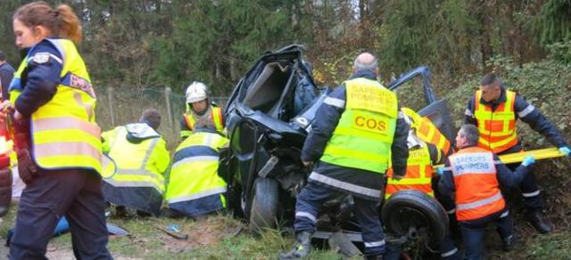France: plus de quarante morts dans une collision en Gironde