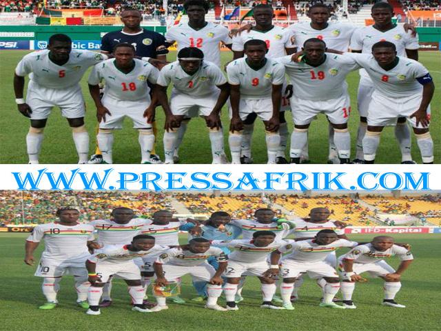 CHAN 2016: SENEGAL-GUINEE CE SAMEDI (17H GMT) Les clés du match !