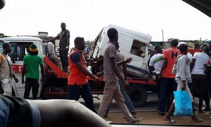 Abobo/Meeting présidentiel - Grave accident de la route: le bilan sonne lourd !