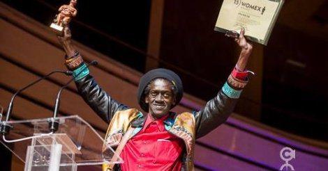 Vainqueur du Womex Music: Cheikh Lô fait un clin d'œil à Youssou Ndour