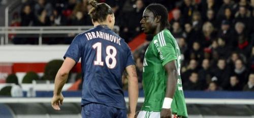 Bayal Sall: «Ibrahimovic m'insulte des fois en anglais ou en suédois»