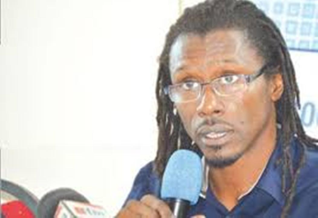 Madagascar / Sénégal du 13 novembre : Aliou Cissé a envoyé les convocations depuis hier