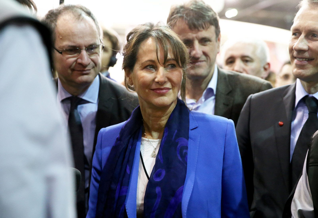 Pour Ségolène Royal, Claude Bartolone «  ne vole pas très haut ».