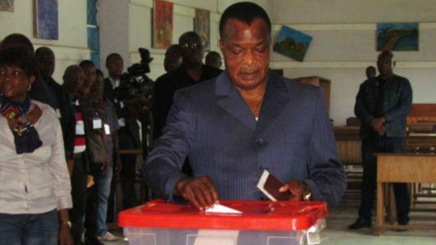 Référendum au Congo : victoire contestée