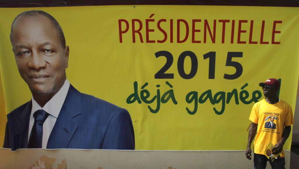 Guinée: les résultats du premier tour de la présidentielle contestés