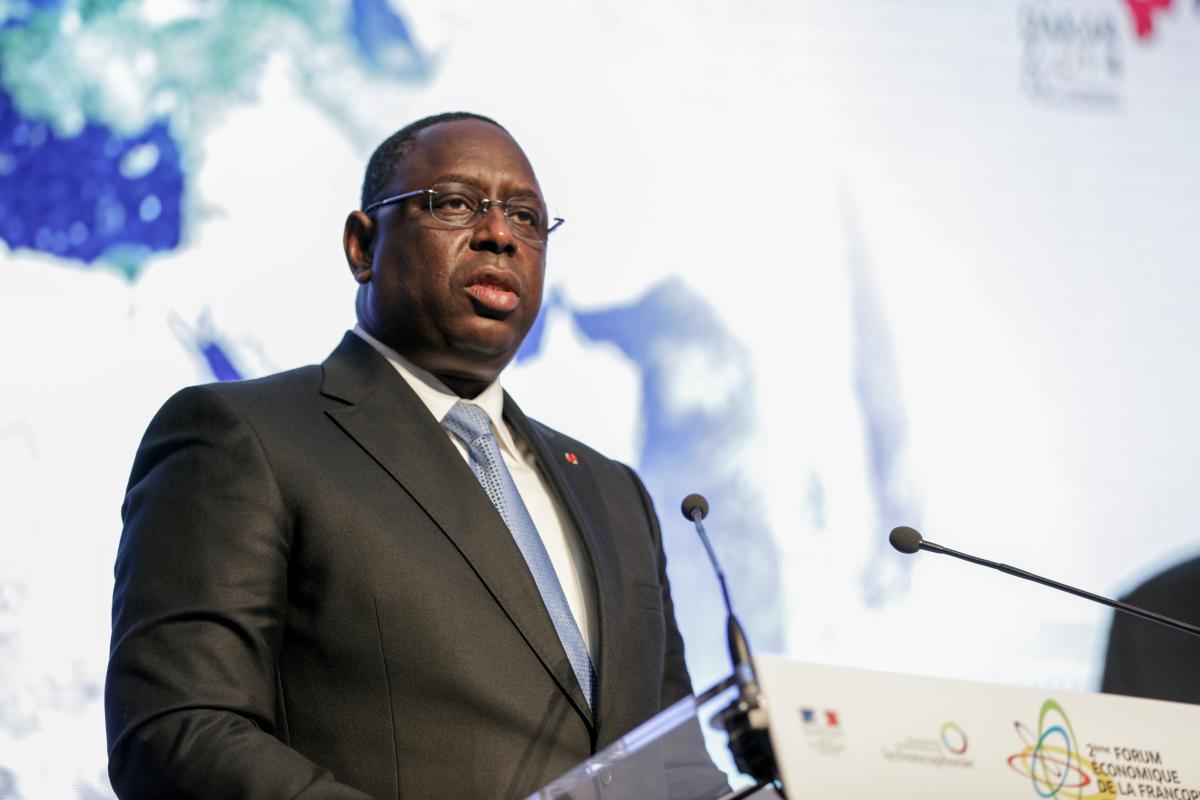 Forum Economique Francophone: le président Sall pose la question de la mobilité