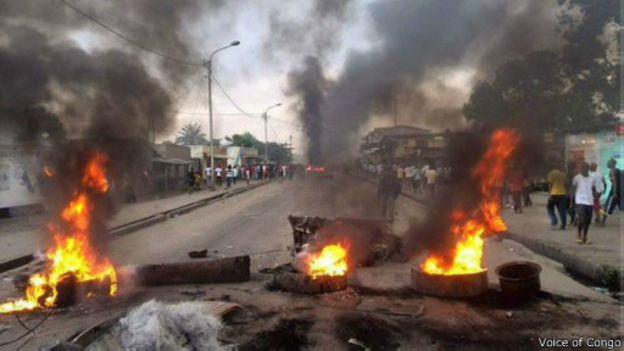 Congo : appel à la désobéissance civile