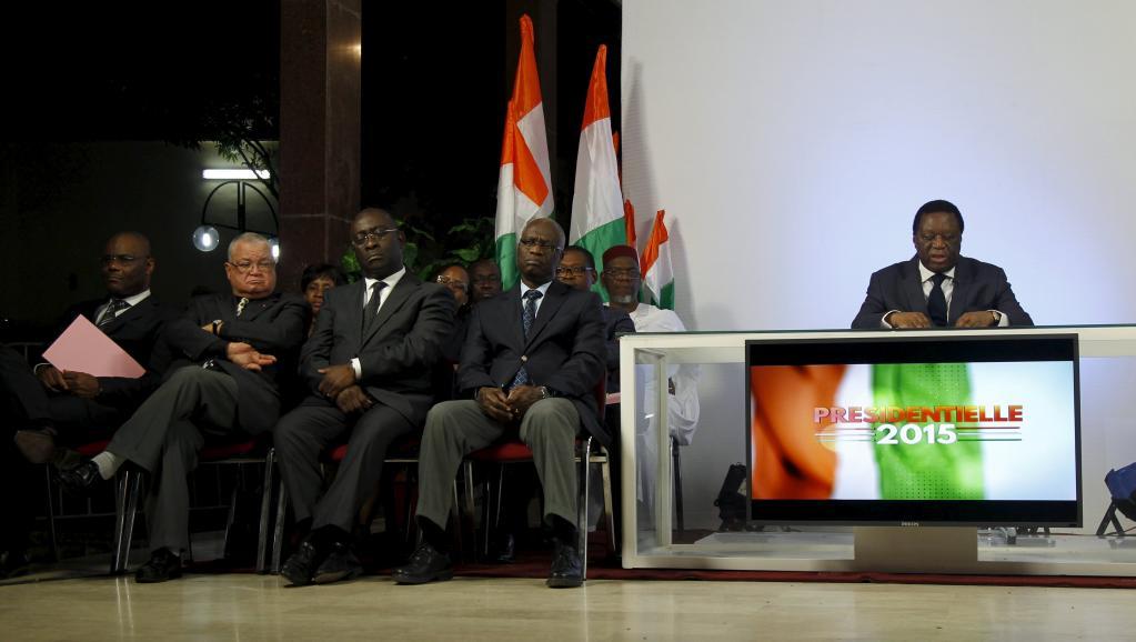 Réélection de Ouattara: les réactions politiques en Côte d'Ivoire