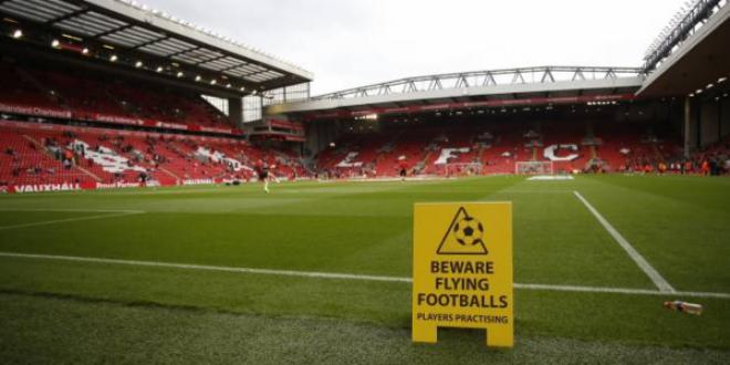 Terrorisme : Anfield évacué
