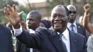 Ouattara : pas de gouvernement d'union