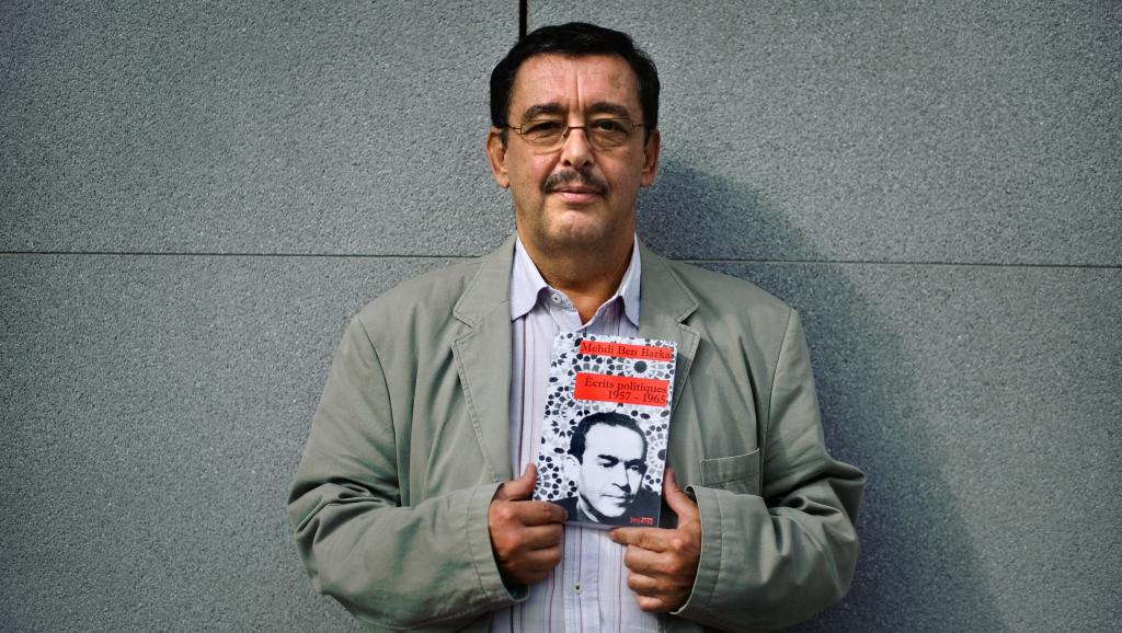 Maroc: 50 ans après, l'impossible deuil de la famille Ben Barka