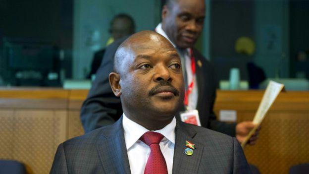 HRW préoccupé par l'élection du Burundi