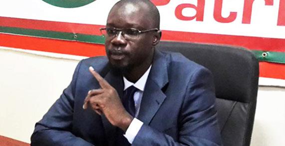 «Le Sénégal n'a jamais atteint 35% de masse salariale » soutient Ousmane Sonko Economiste