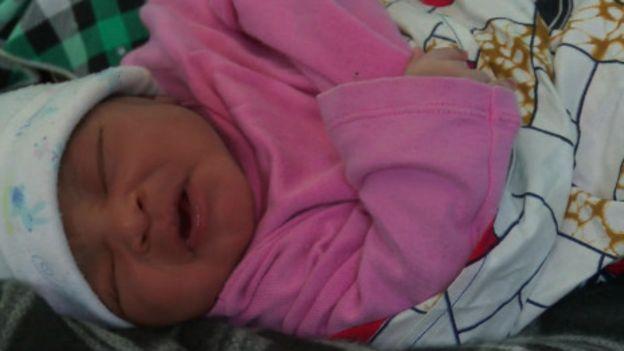 Bébé vendu : arrestations au Nigeria