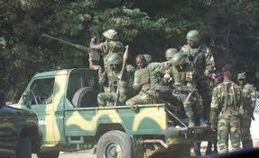 Ziguinchor-Accrochage entre l'armée et des éléments supposés du MFDC: 4 militaires blessés