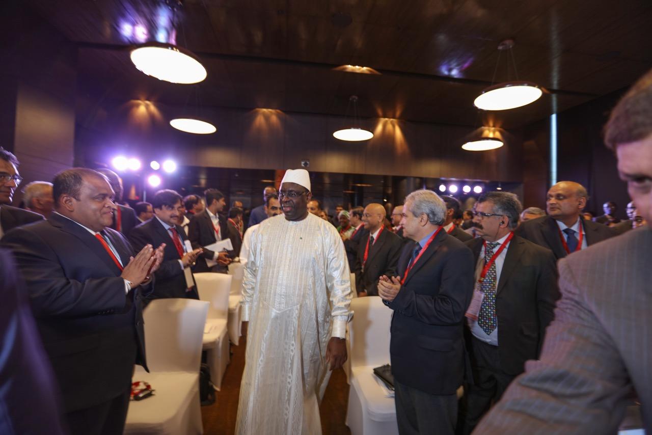 Quand le président Sall vend le Sénégal à l'Inde : «Ku yeex niakk»*