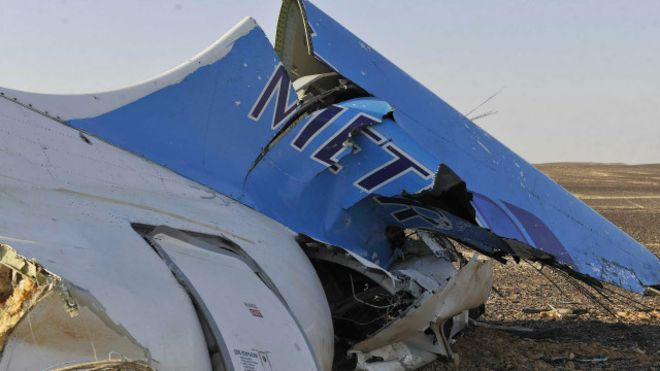 Crash au Sinaï : Le Caire dément l'EI