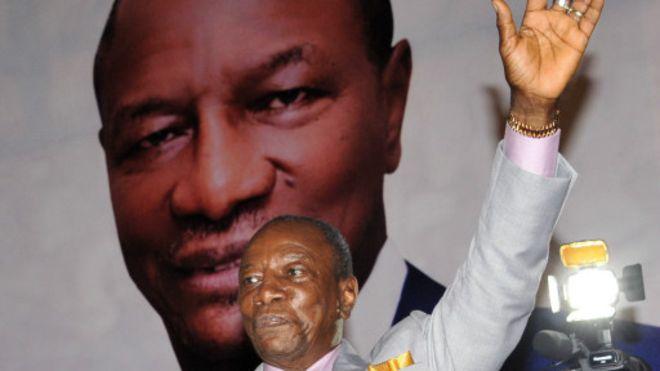 Guinée: la réélection de Condé confirmée
